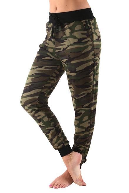 L60 Camo Print Pants