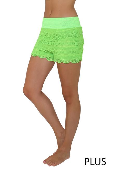 BSP15  Crochet Short PLUS