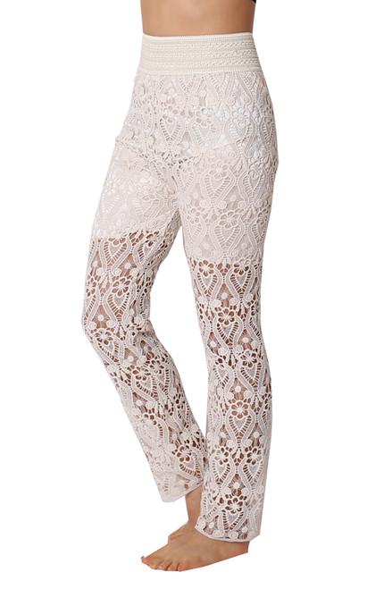 P100 Crochet Pants