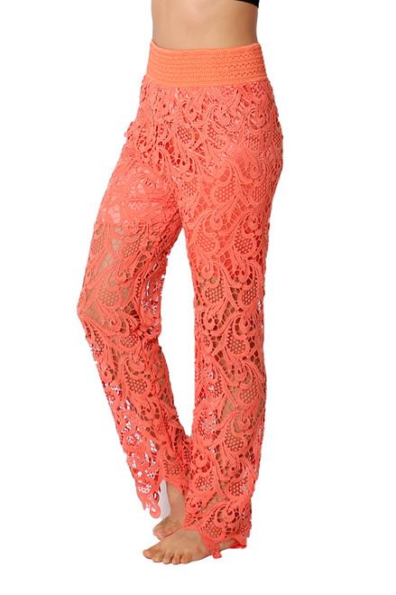 P300 Crochet Pants