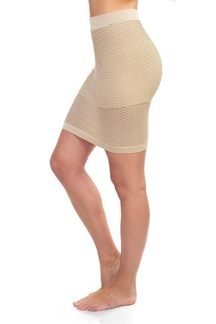 SK33 Fishnet Skirt