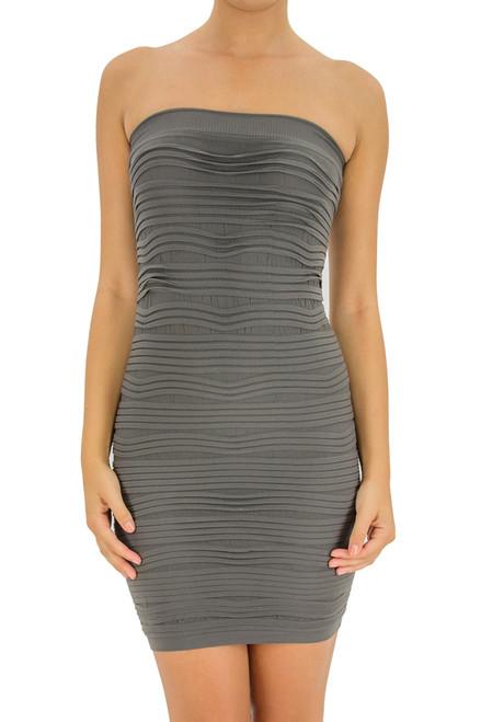 SK03 Ruffle Dress