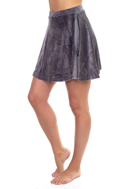 SK70 Velour Skirt