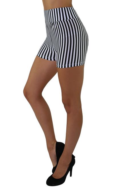 SS17 Stripe Short