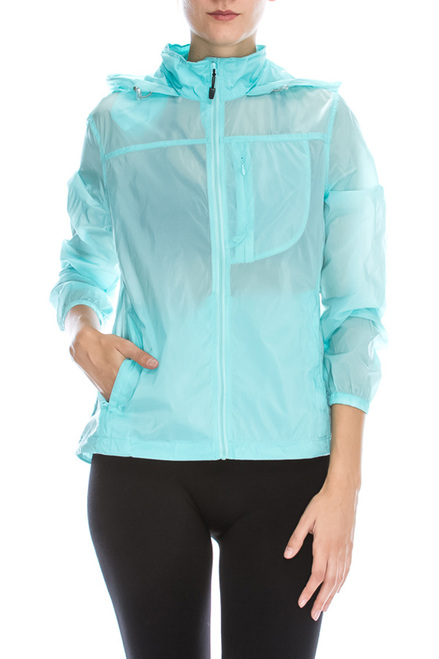 WJ001 Wind Jacket