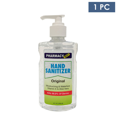 Pharmacy Best Hand Sanitizer Gel (Original) - 500mL (8 fl oz)