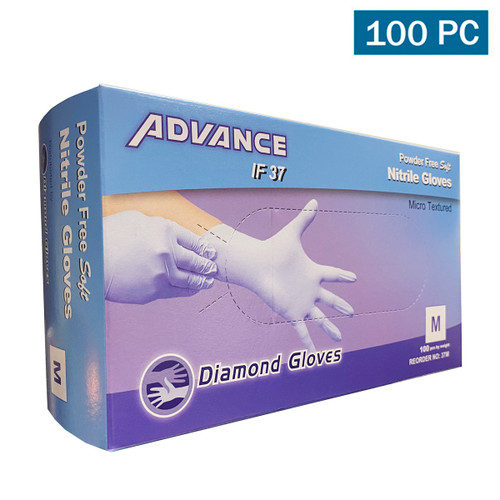 Advance Nitrile Gloves Industrial IF37