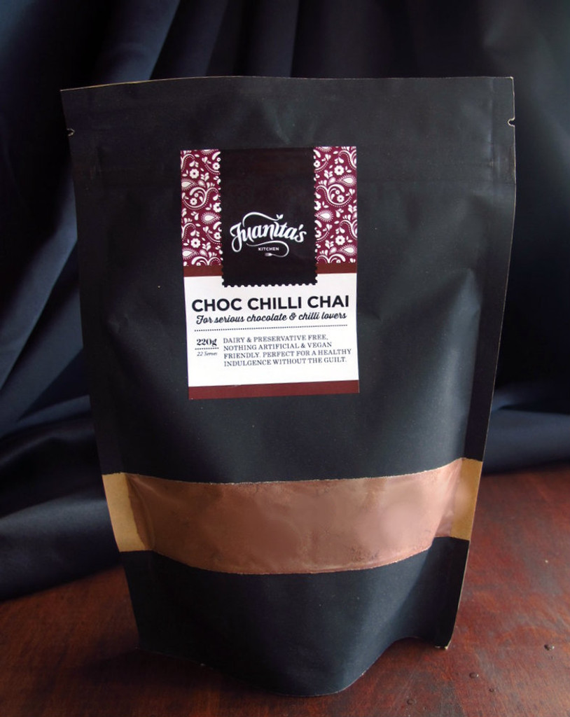 Chocolate Chilli Chai