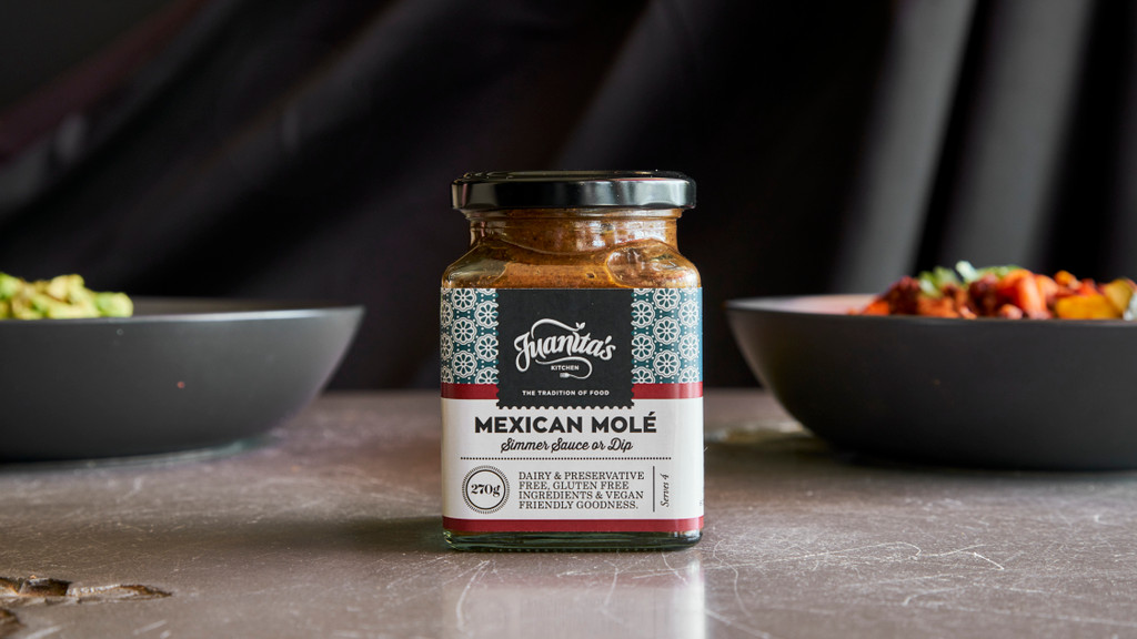 Juanitas Kitchen Mexican Mole