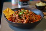 Juanitas Chilli con carne
