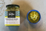Juanitas Kitchen Tomatillo Salsa