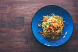Hot Veggie Noodles
