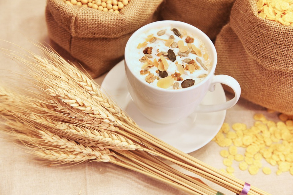 The familiar aroma of wheat, oats, maize and barley. Prompting thoughts of breakfast and mornings.