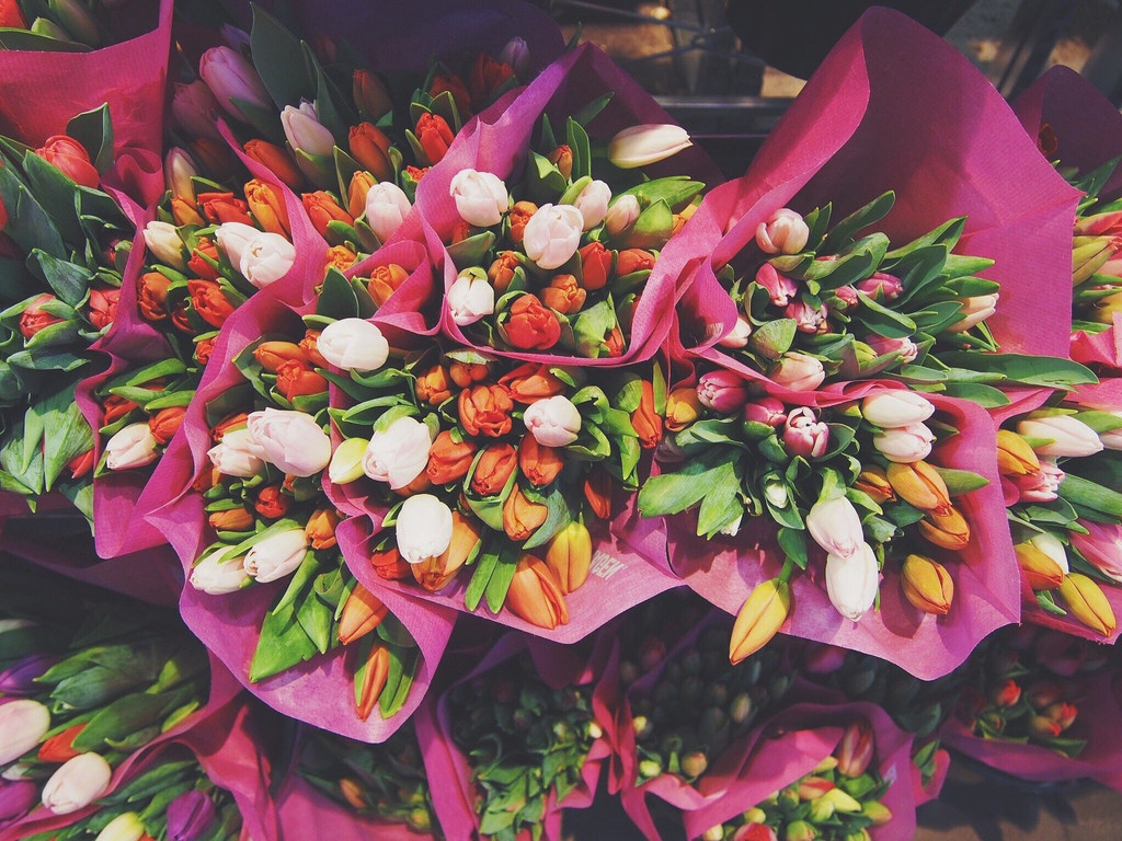 This aroma carries the wet, earthy quality of a flower shop, with the underlying sweetness of its plants.