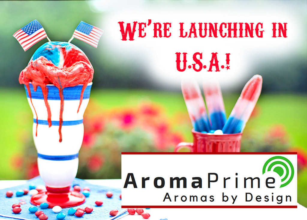 Leading themed scent company AromaPrime launches in the USA market