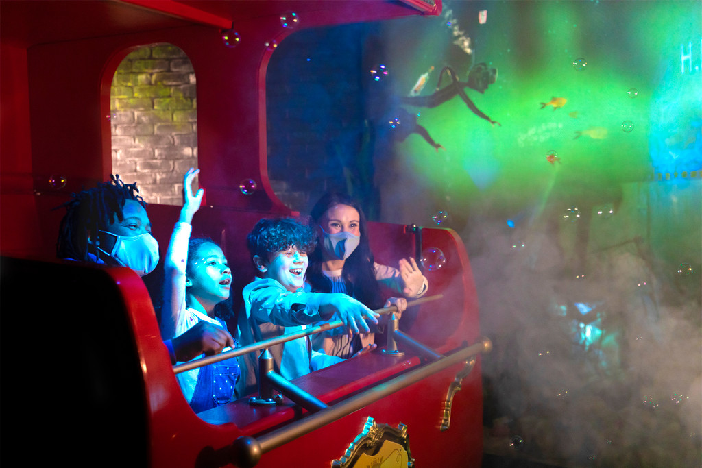 Cabbage Soup Smell Created For New Alton Towers Dark Ride