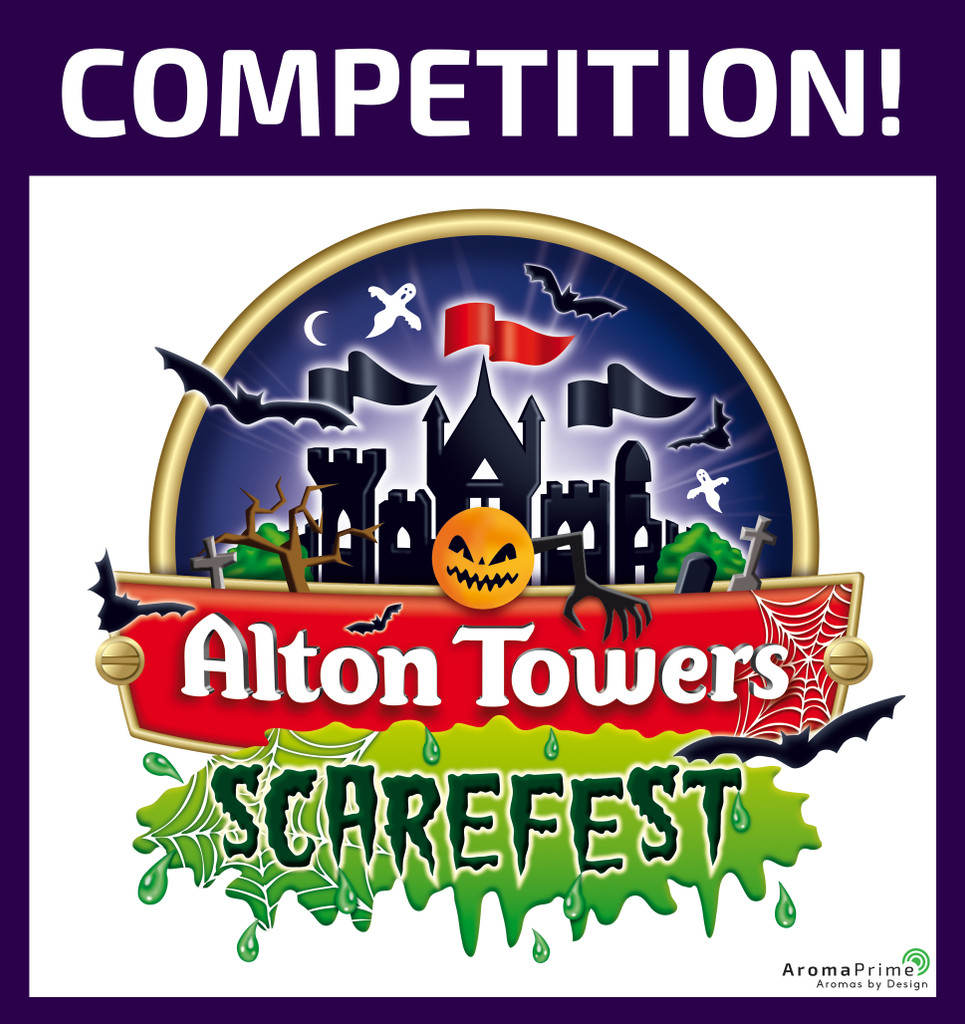 Win a real stench used at Alton Towers' Scarefest PLUS two free tickets!