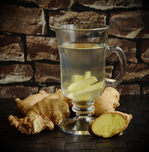 A perfectly balanced representation of the spiced ginger beverage.