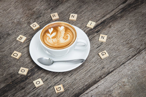 The welcoming and distinct aroma of a fresh, frothy cappuccino cup. A slightly lighter aroma than coffee with a smooth base.