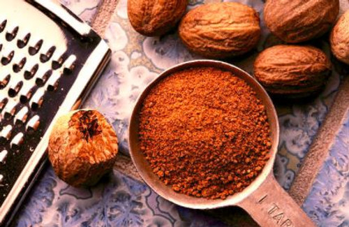 A delicate, nutty aroma with a touch of sweetness. Reminicent of bakeries and cuisine.