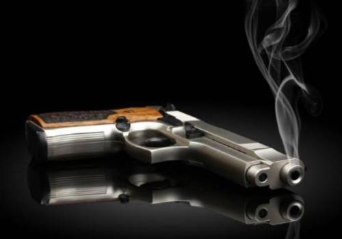 Gun Smoke - Aroma Oil