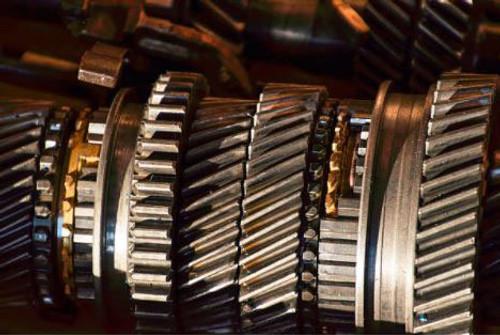 The grimy, metalic aroma of mechanics and oils.