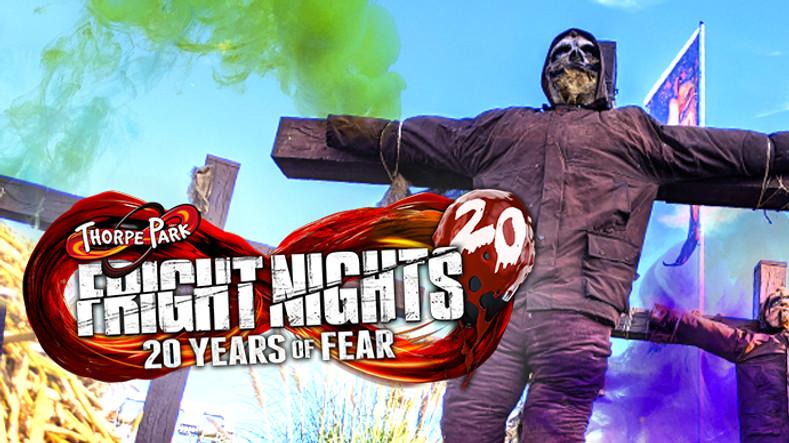 Halloween Scents Praised at FRIGHT NIGHTS, Thorpe Park Resort!