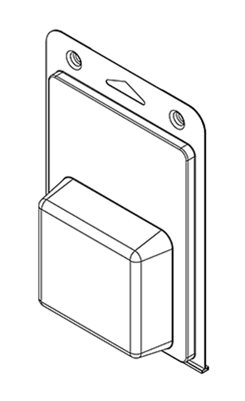 284TF - Stock Clamshell Packaging