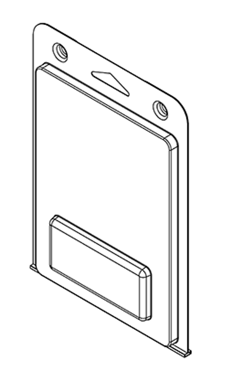 279TF - Stock Clamshell Packaging
