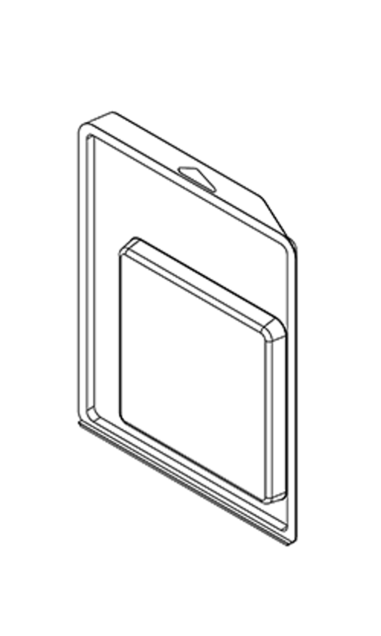 751TF - Stock Clamshell Packaging