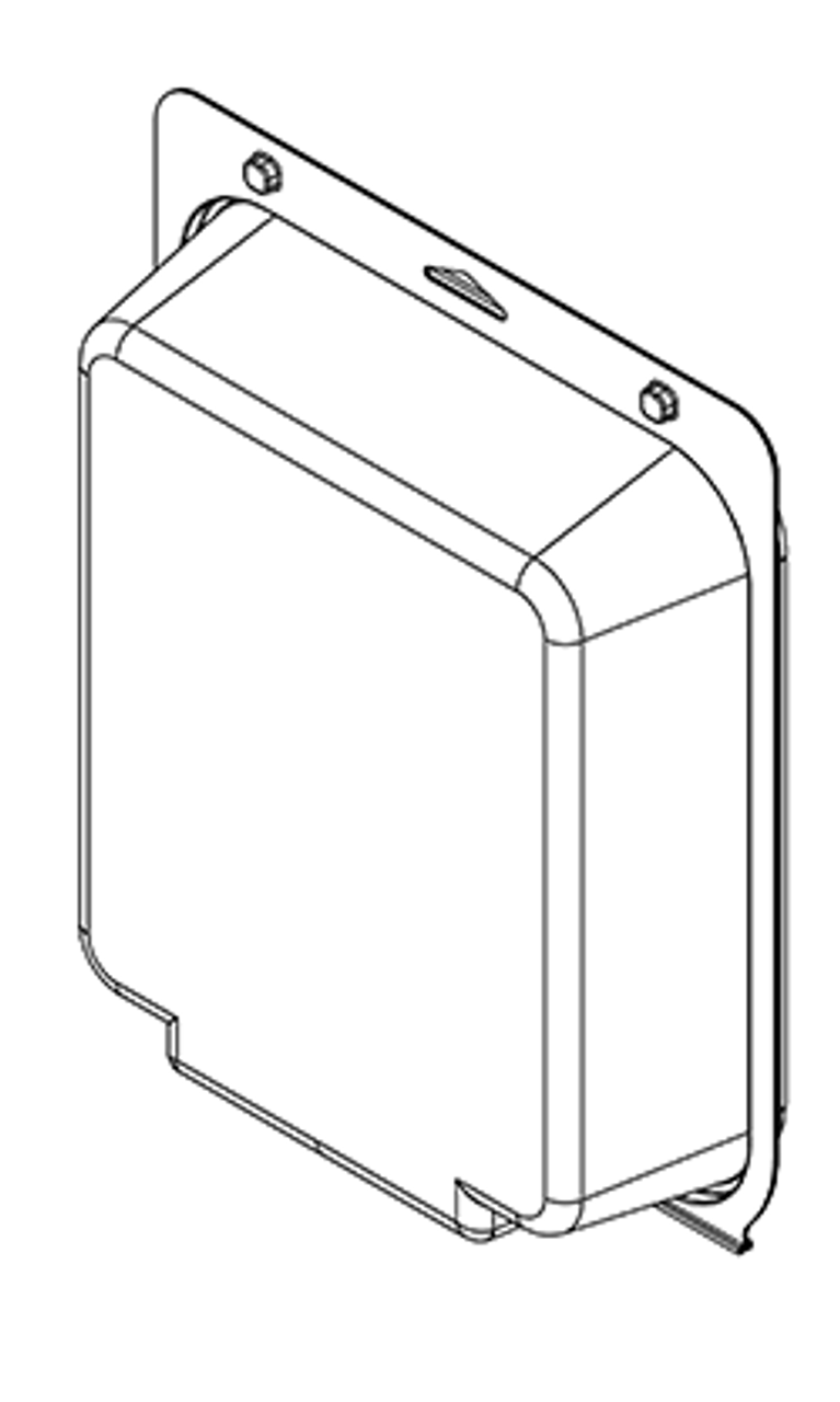 903TF - Stock Clamshell Packaging