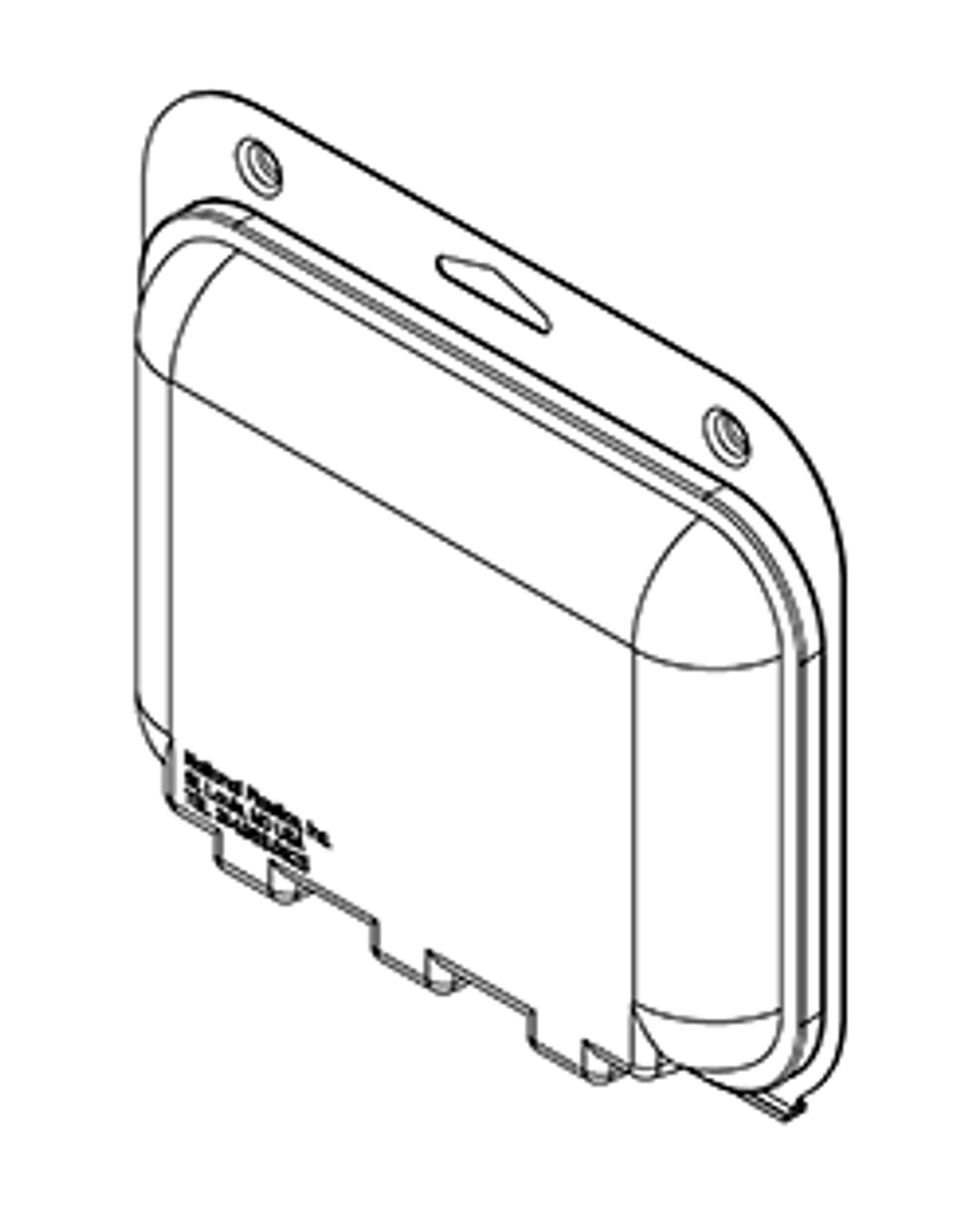 300TF - Stock Clamshell Packaging