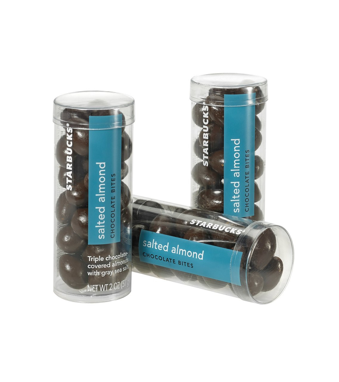 """1"""" x 10"""" Candy Tube Packaging with Clear Cap"""