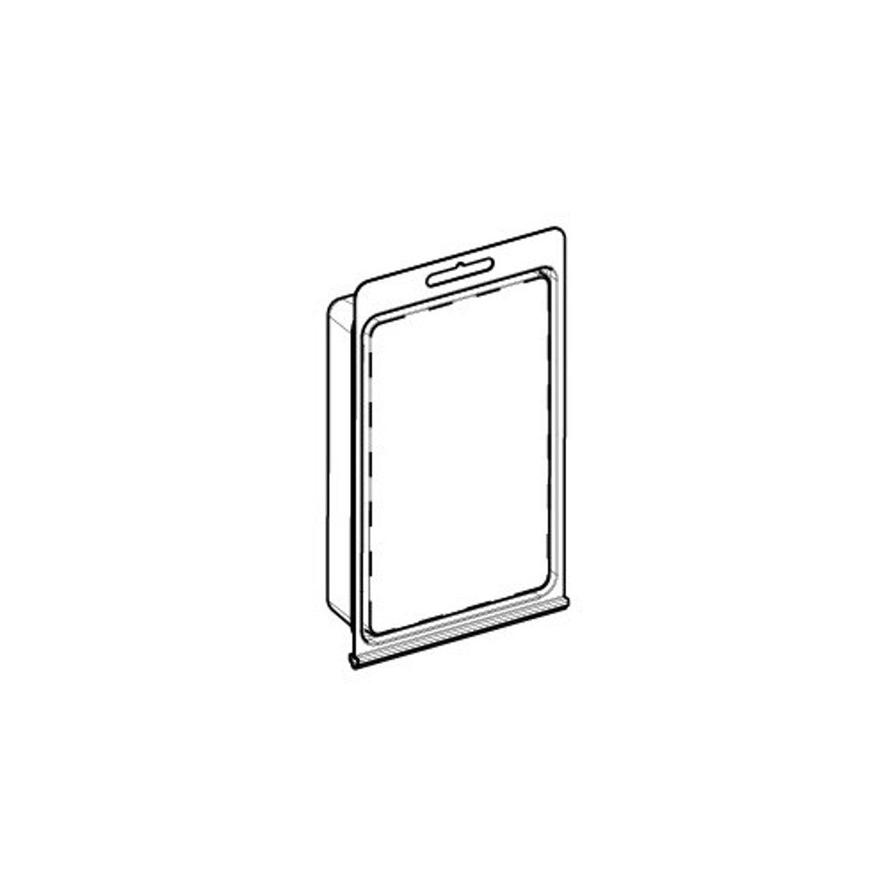 002414 - Stock Clamshell Packaging