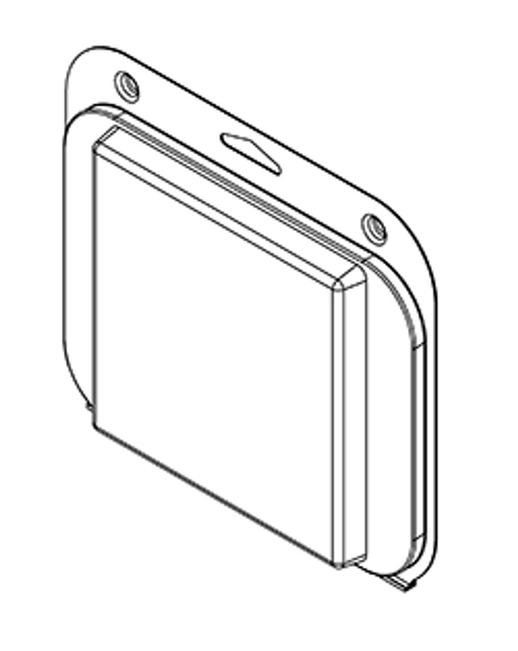 305TF - Stock Clamshell Packaging