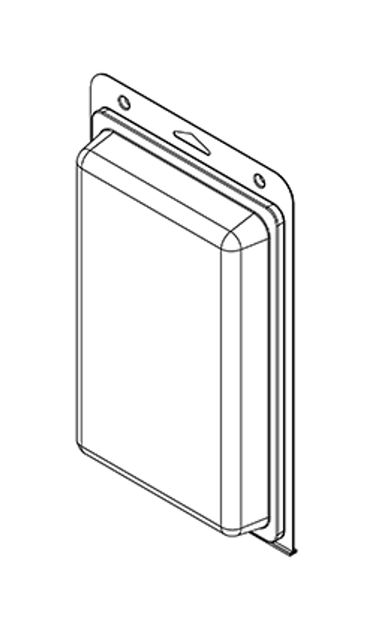 579TF - Stock Clamshell Packaging