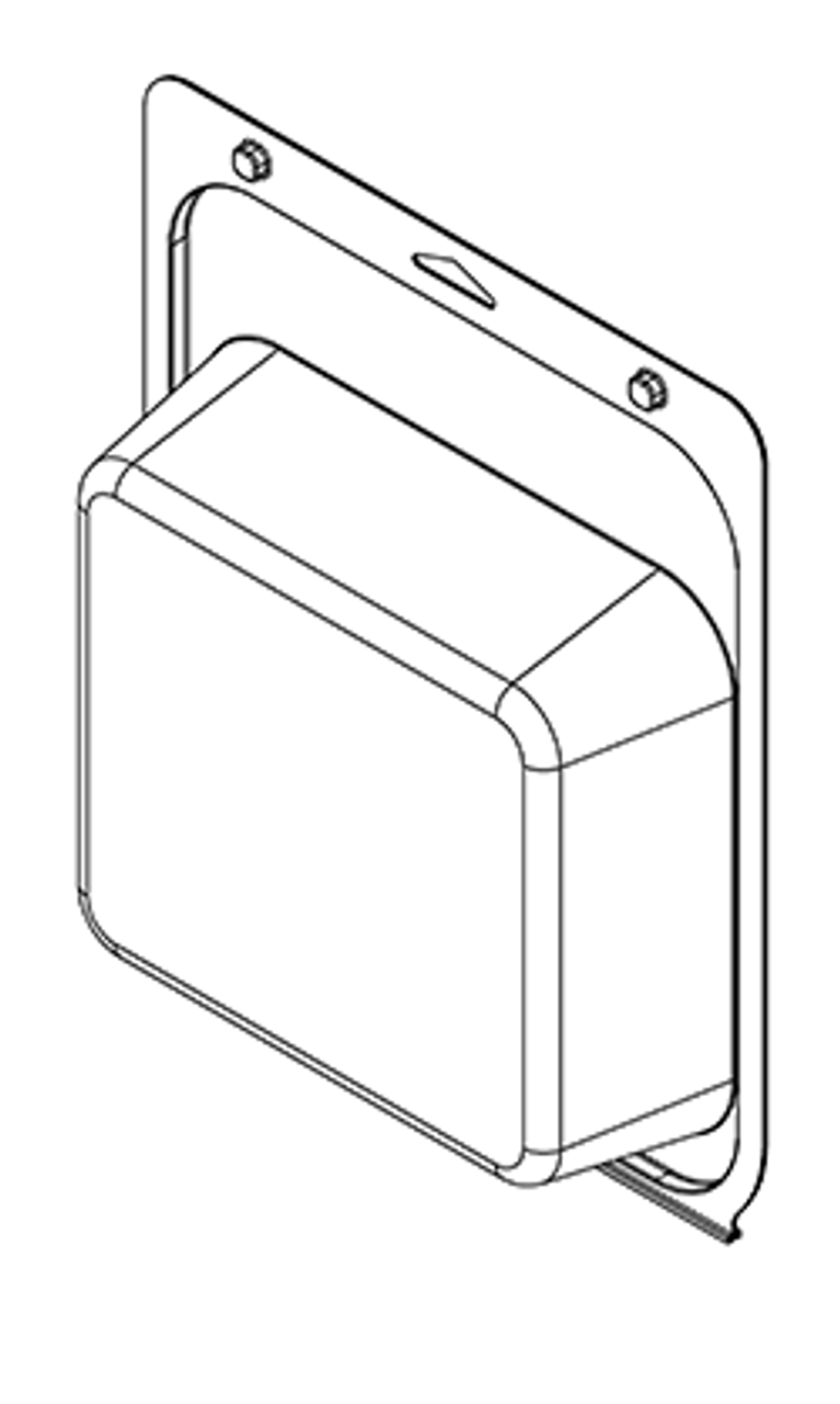 905TF - Stock Clamshell Packaging