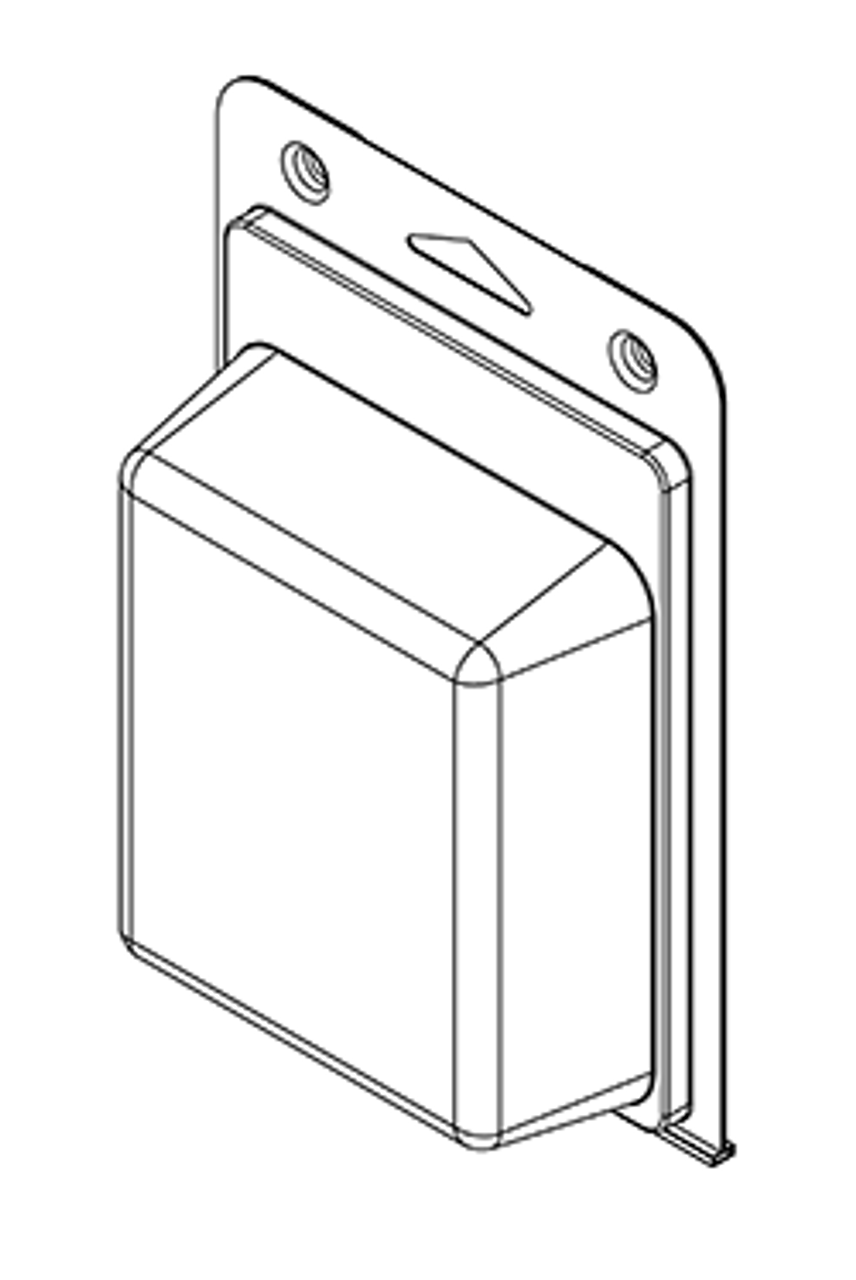 278TF - Stock Clamshell Packaging