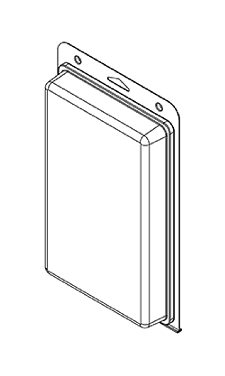 588TF - Stock Clamshell Packaging
