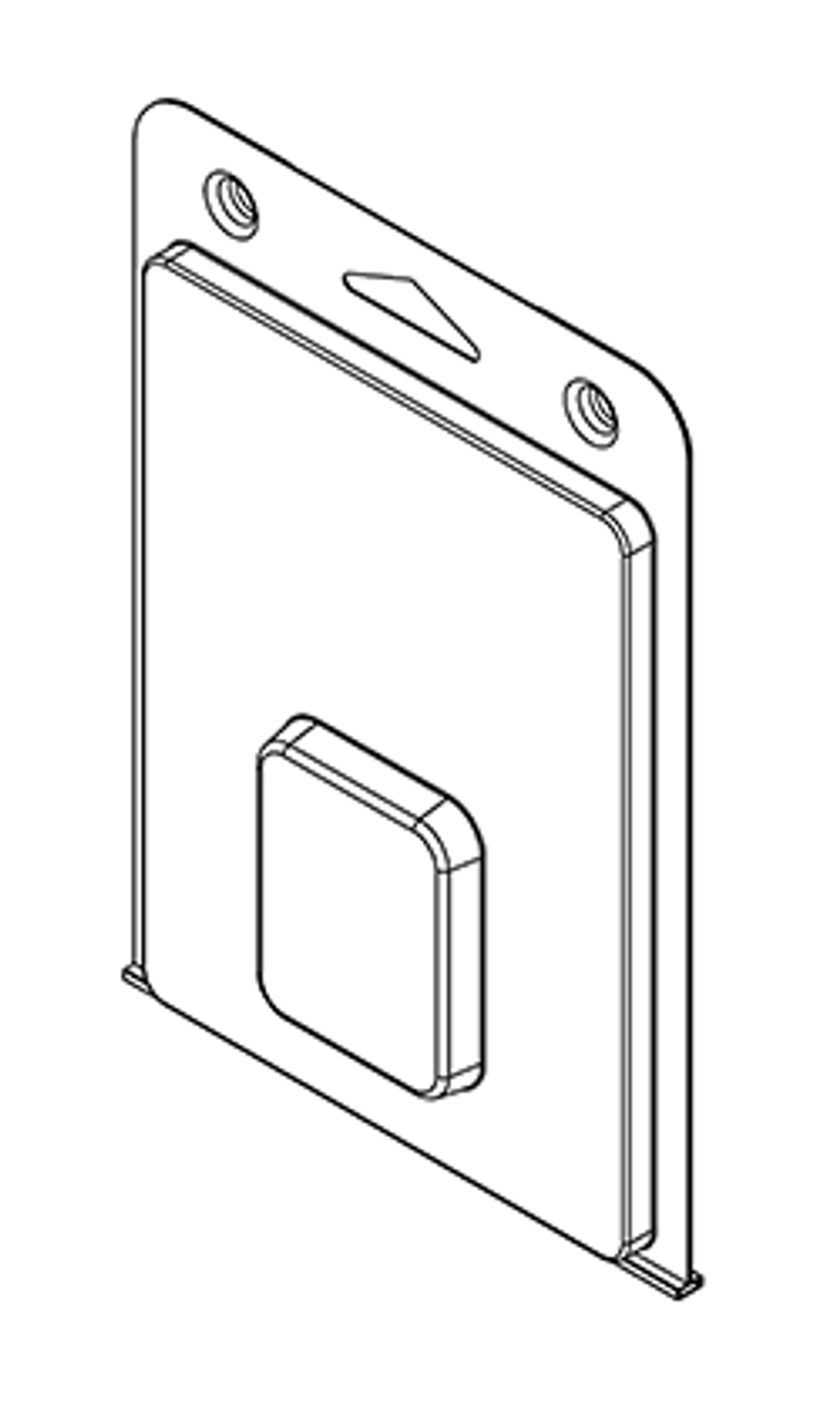 285TF - Stock Clamshell Packaging