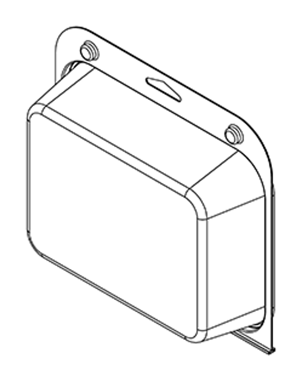 304TF - Stock Clamshell Packaging