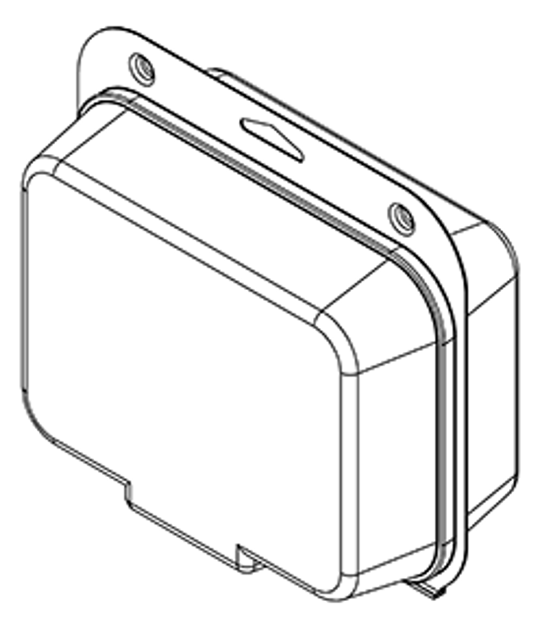 302TF - Stock Clamshell Packaging