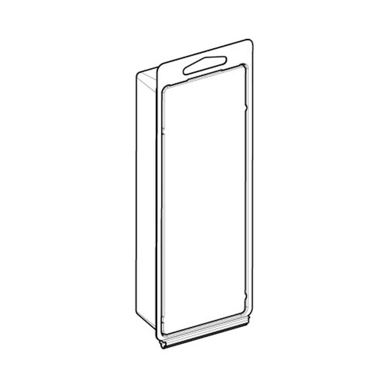 786802 - Stock Clamshell Packaging