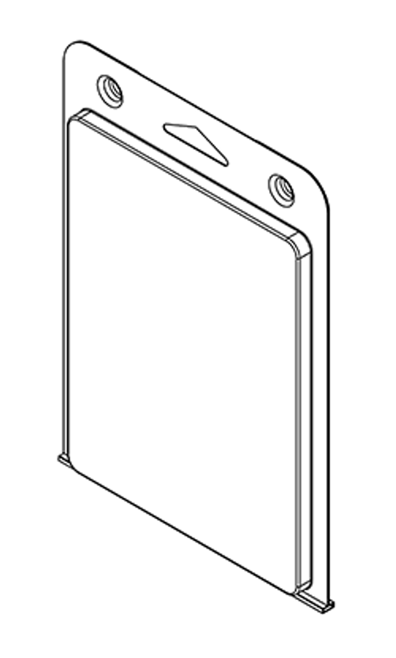 286TF - Stock Clamshell Packaging