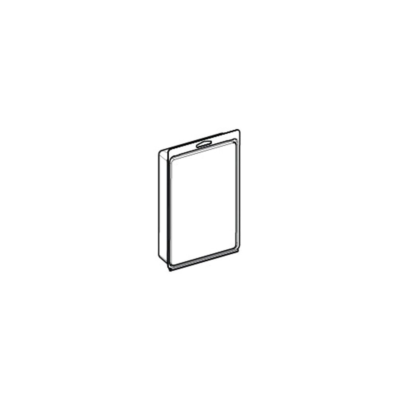 094465 - Stock Clamshell Packaging