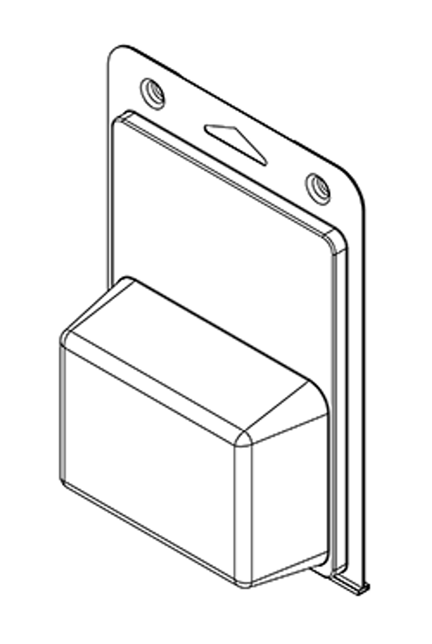 287TF - Stock Clamshell Packaging