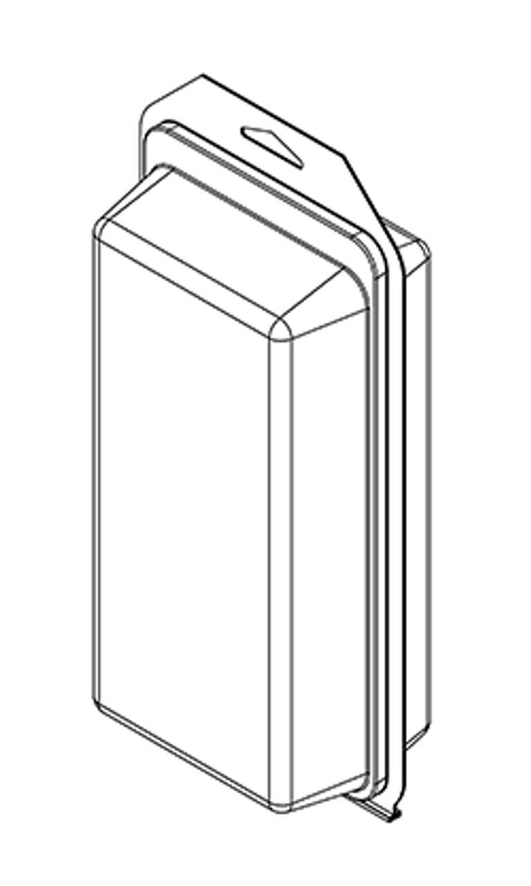 506TF - Stock Clamshell Packaging