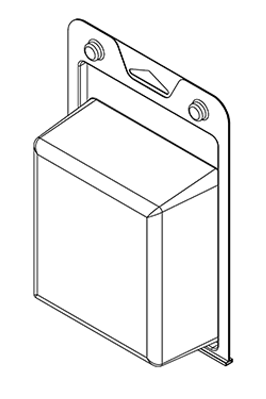 277TF - Stock Clamshell Packaging