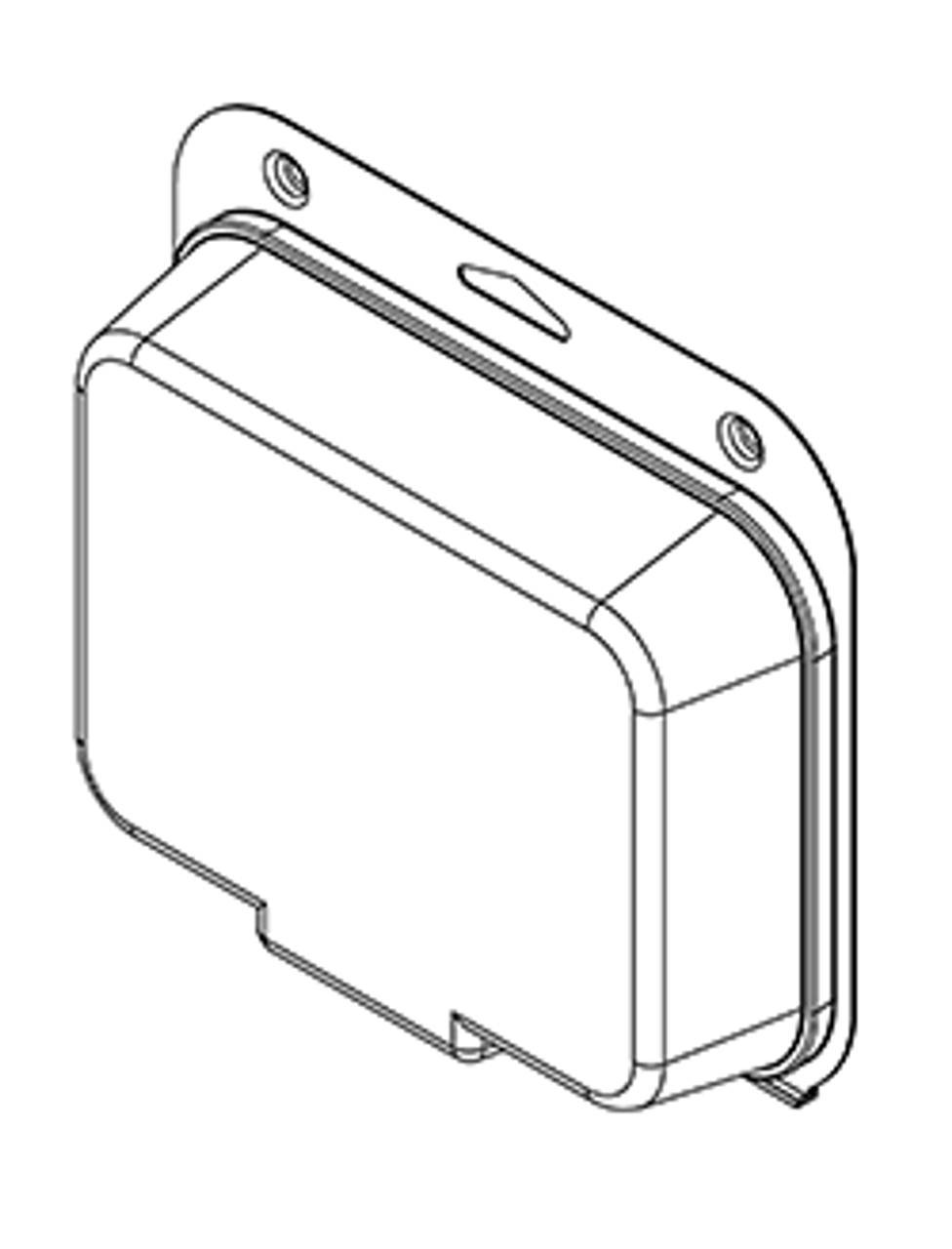 301TF - Stock Clamshell Packaging