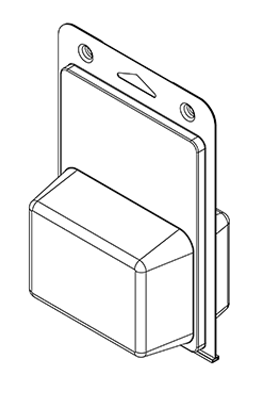282TF - Stock Clamshell Packaging